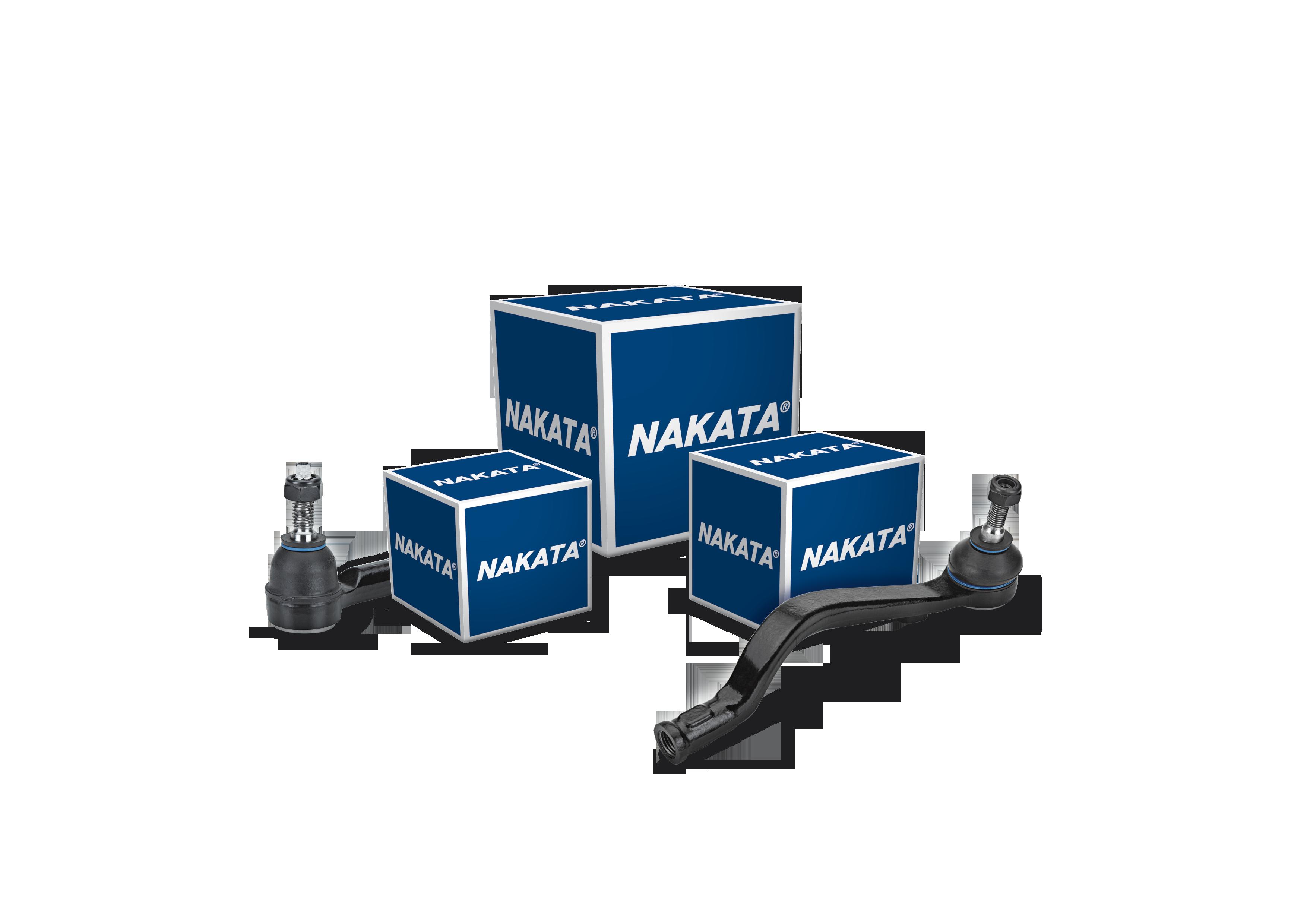 Nakata lança terminais de direção para veículos da Fiat, Honda, Nissan e Jeep