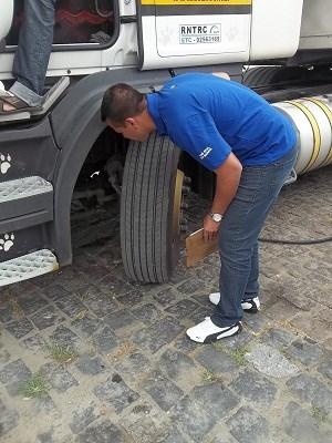 Caminhões poderão ser checados, gratuitamente, nos dias 19 e 20 de outubro, na Castello Branco
