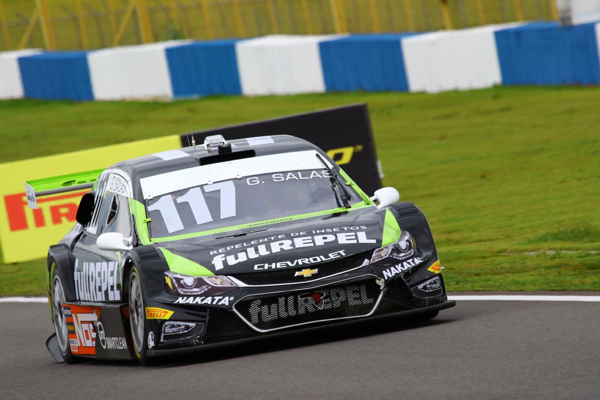 Pilotos patrocinados pela Nakata mantêm boas posições no Campeonato Brasileiro de Marcas e na Stock Car