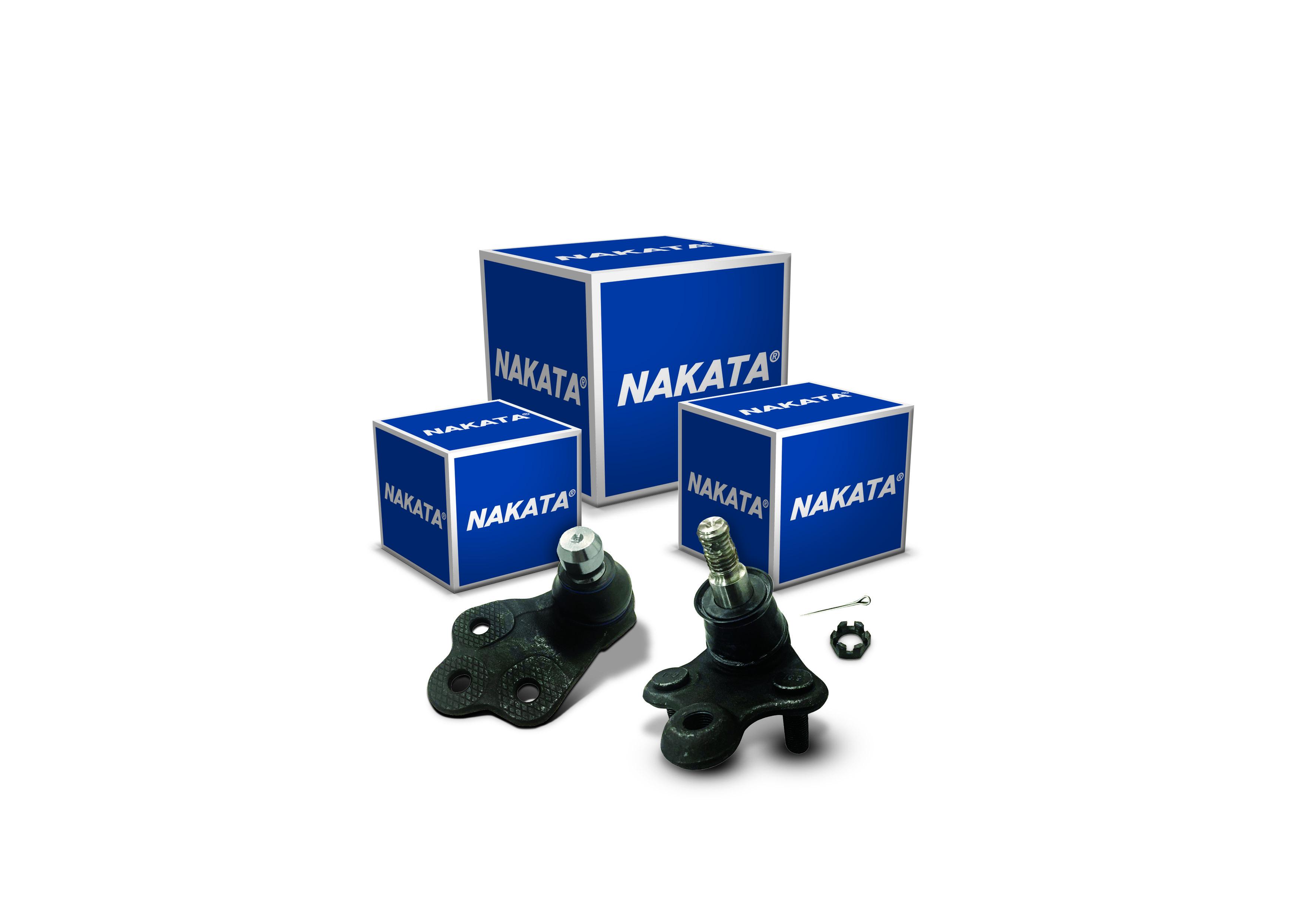 httpNakata lança pivôs de suspensão para veículos da Kia, Renault e Honda