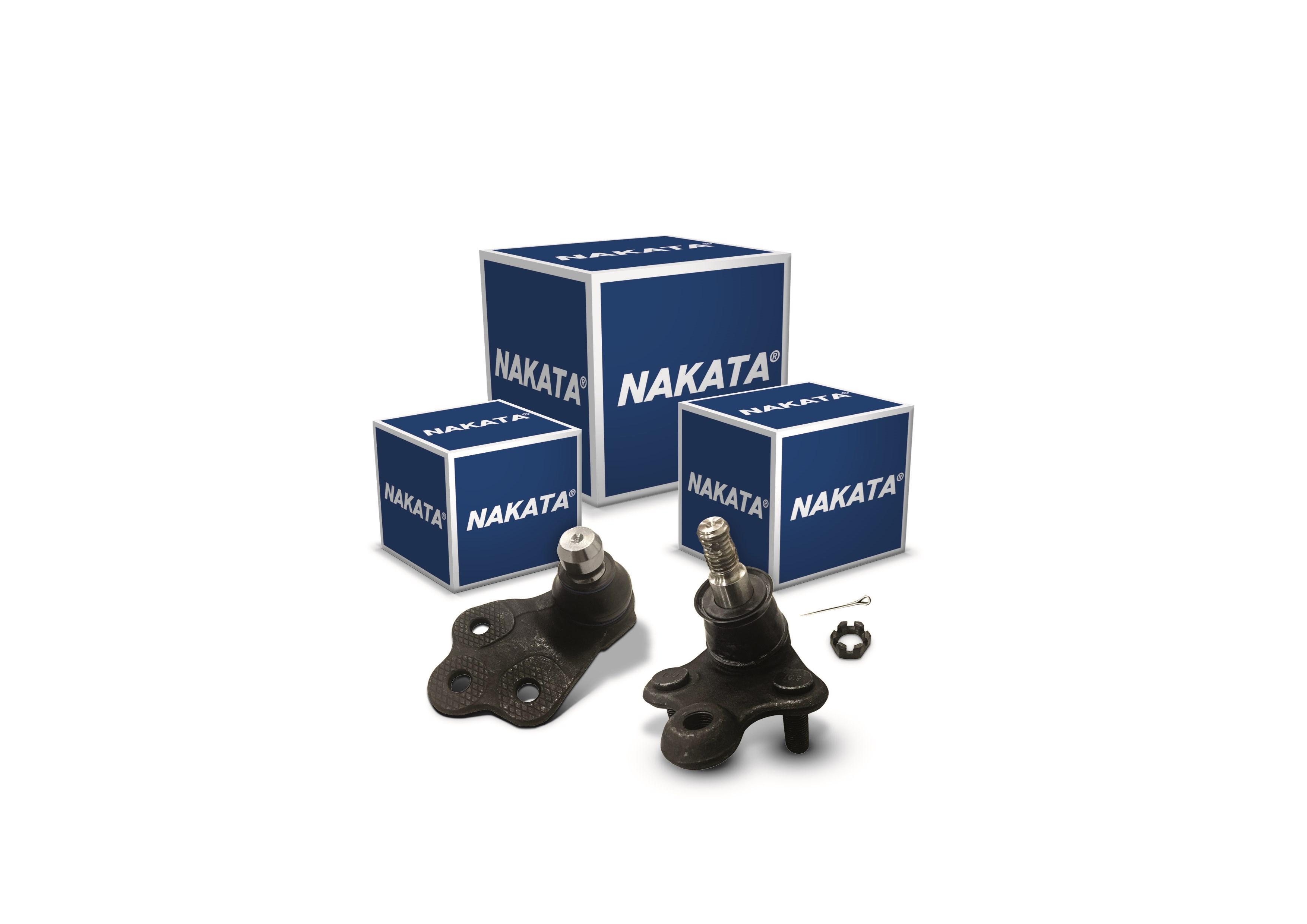 Nakata lança pivôs de suspensão para veículos da Kia, Renault e Honda