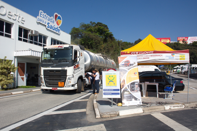 Barra de direção dos caminhões será avaliada, gratuitamente, pela Nakata