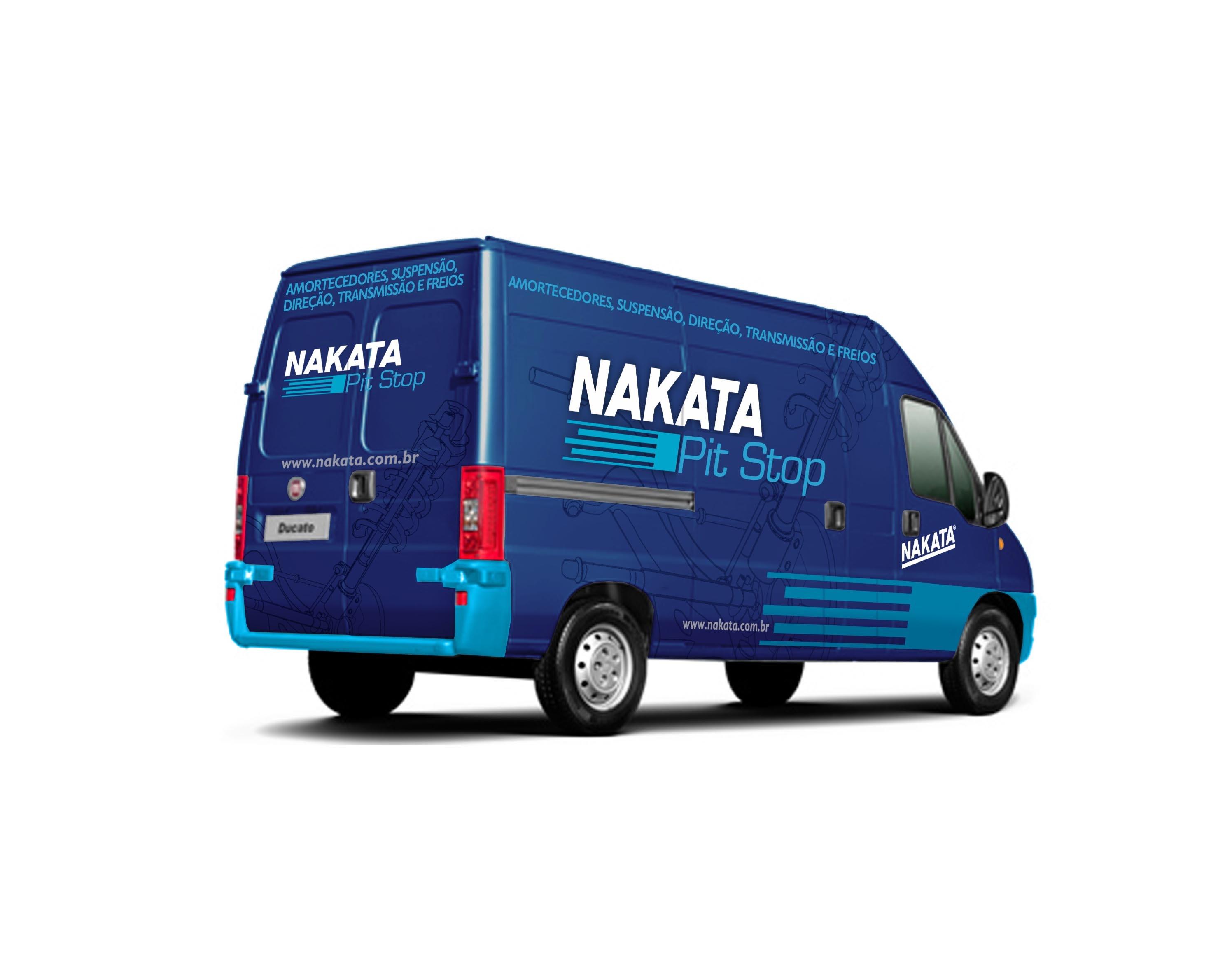 Nakata promove avaliação gratuita de amortecedores