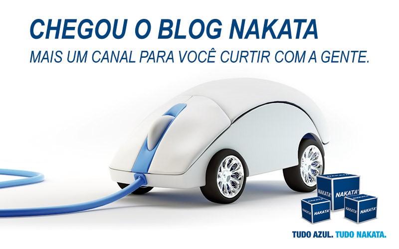 Nakata cria blog com conteúdo sobre o universo do carro para motoristas