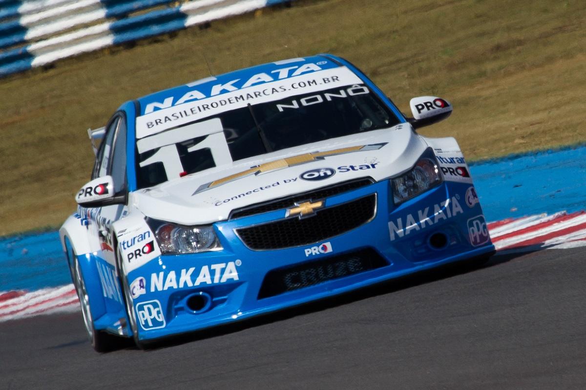 Nonô Figueiredo, patrocinado pela Nakata, busca mais um pódio na sétima etapa do Campeonato Brasileiro de Marcas