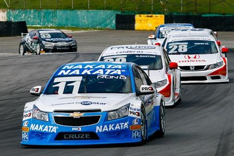 Líder, Nonô Figueiredo, patrocinado pela Nakata, busca vitória na última etapa do Campeonato Brasileiro de Marcas