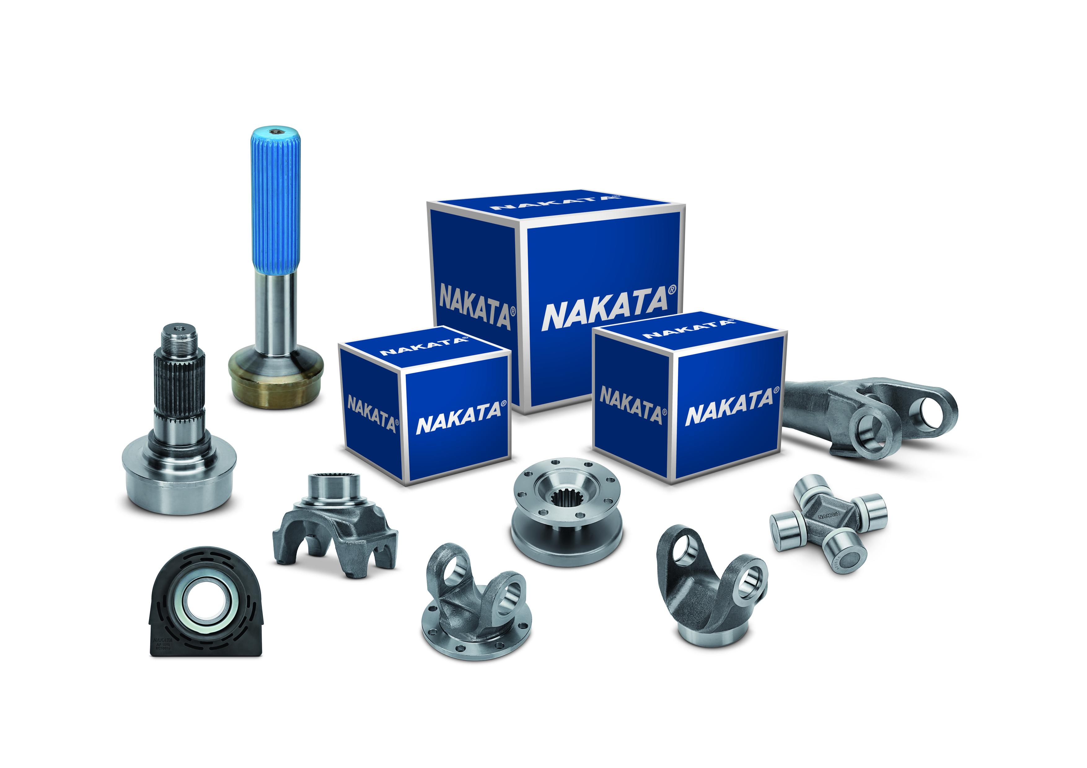 Nakata leva para a Automec novidades para veículos leves, pesados e motocicletas