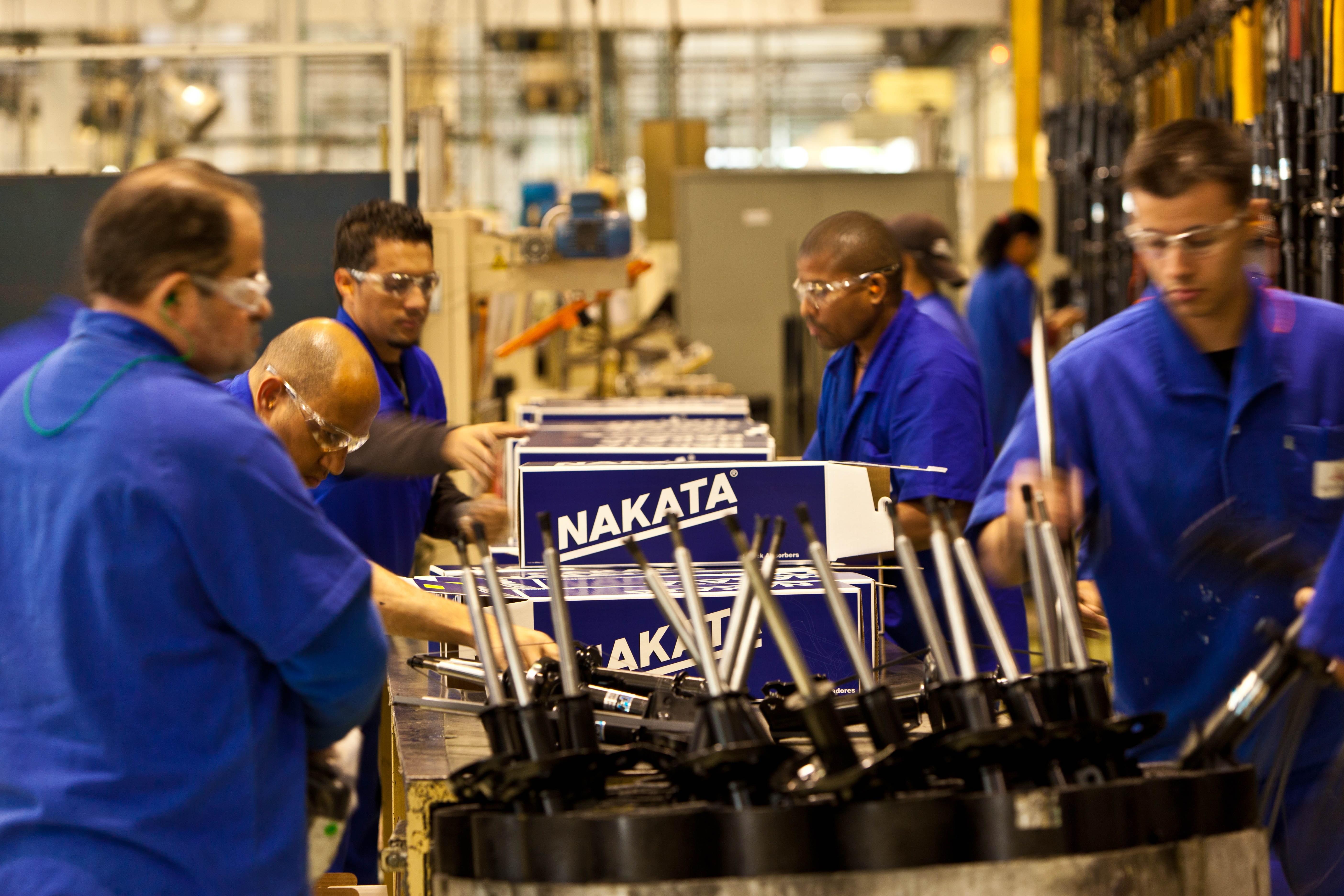 Sistema de Gestão Integrado da Nakata é bem avaliado pelo órgão mundial certificador