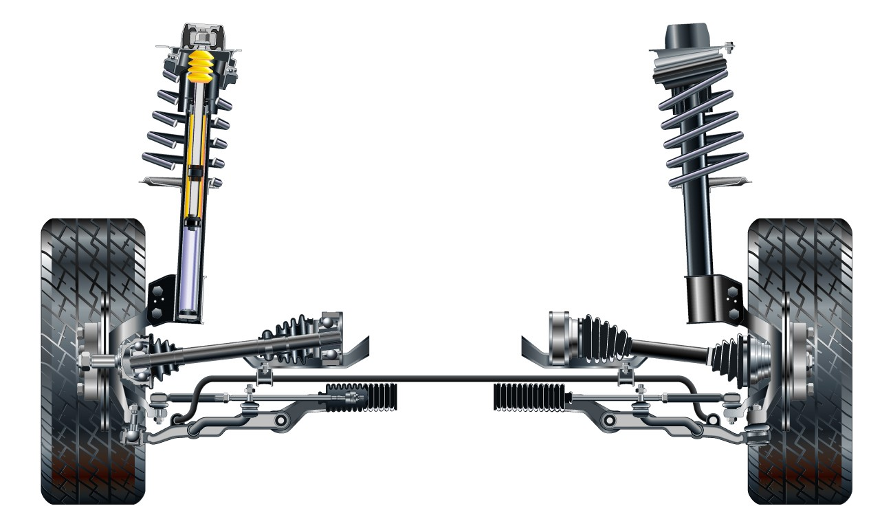 Fatores que prejudicam o sistema de suspensão e a estabilidade do veículo