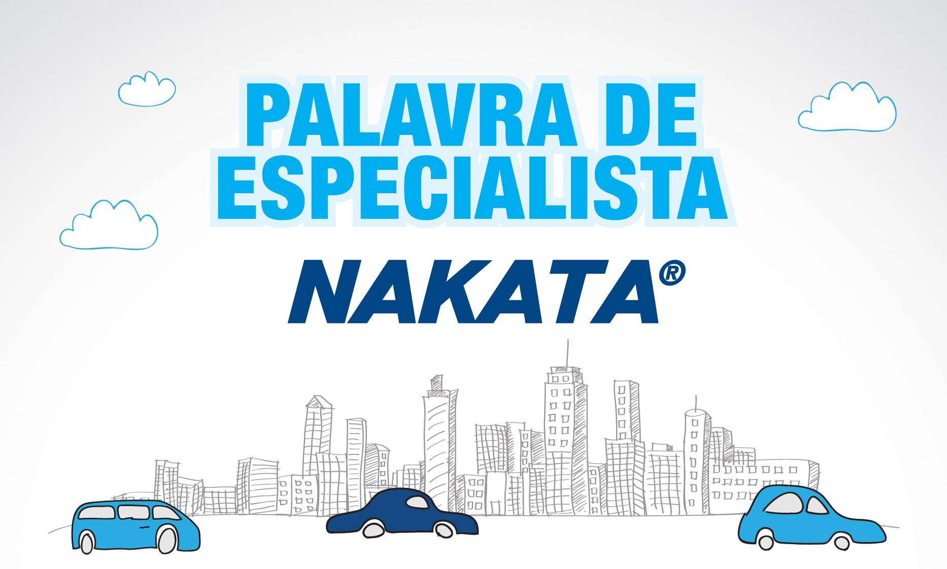 Nakata lança 2ª série de vídeos no YouTube com dicas técnicas sobre manutenção do veículo