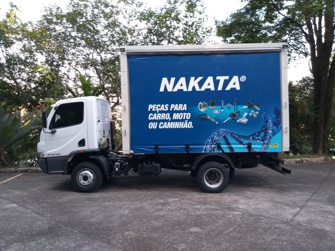 Mais de 200 veículos participaram da avaliação gratuita do conjunto de suspensão Nakata em março