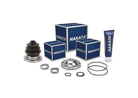 Nakata lança novos itens na linha de juntas homocinéticas para modelos Ford, Renault, GM e Hyundai