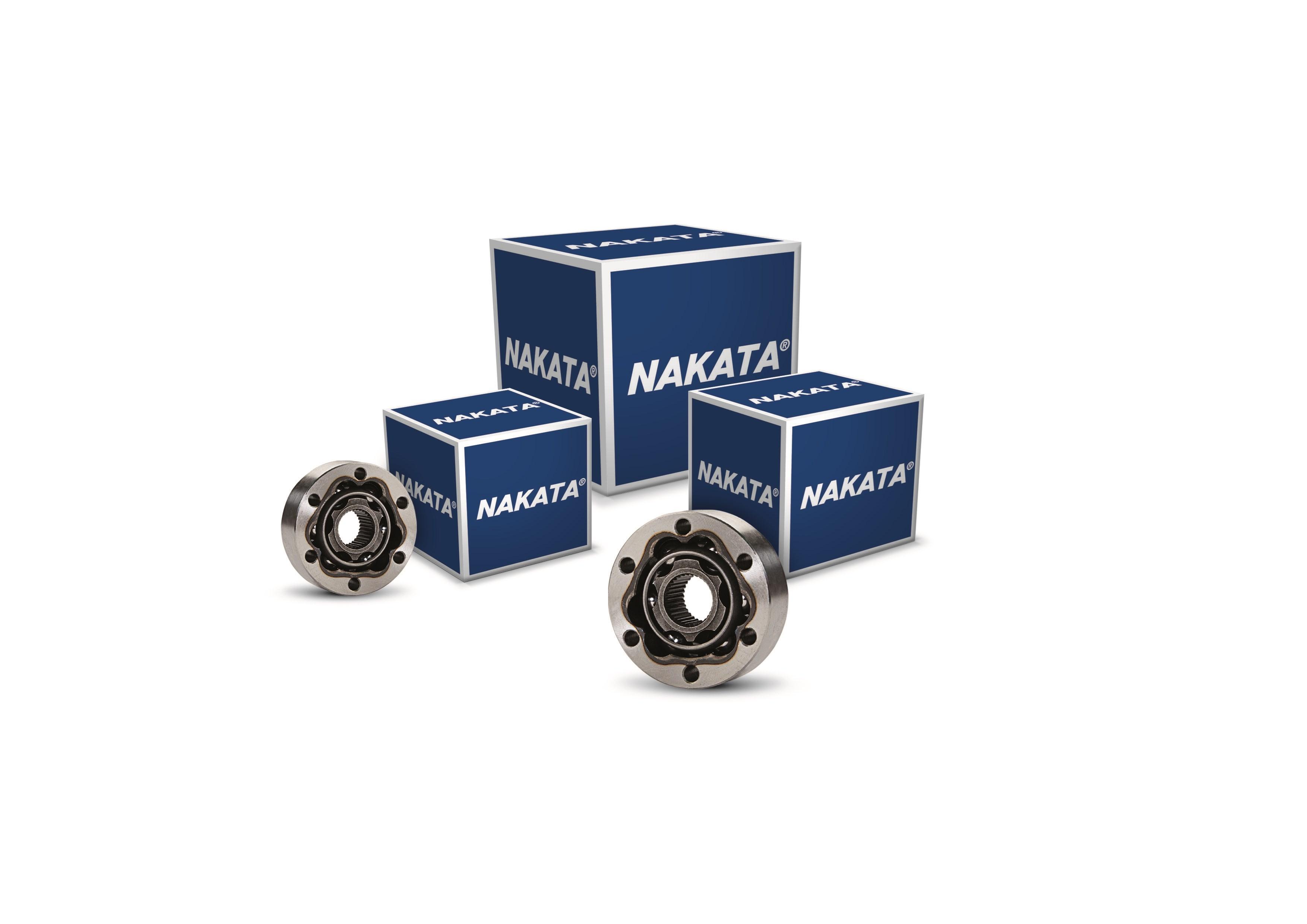 Nakata lança junta deslizante para A3 e Golf