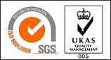 ISO 9001 - UKAS