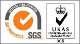ISO 14001 - UKAS